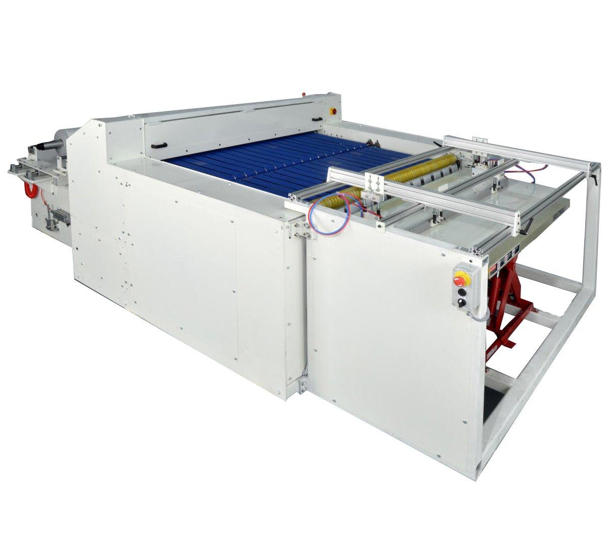 RCS with Conveyor Stacker